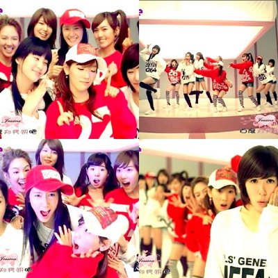 Girls' Generation (SNSD) - from Debut to Present [update] Collag10