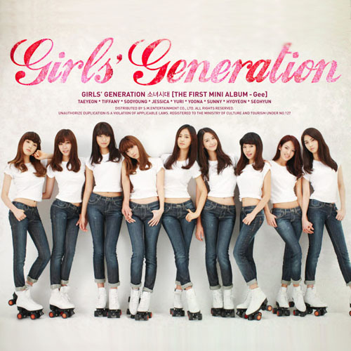 Girls' Generation (SNSD) - from Debut to Present [update] Gee20c10