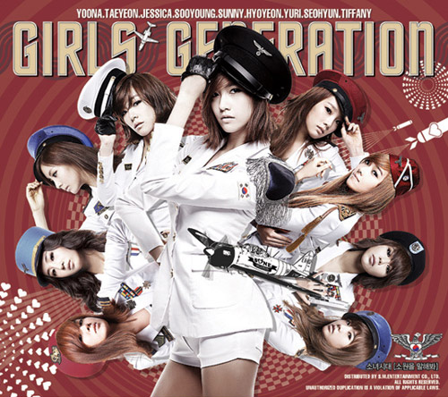 Girls' Generation (SNSD) - from Debut to Present [update] Girls-10