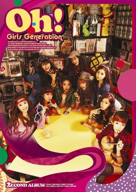Girls' Generation (SNSD) - from Debut to Present [update] Snsd-o10