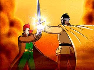 Highlander: La Série Animée (1994) - Fiche Technique 466-ca10