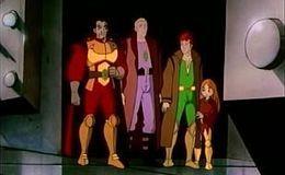 Highlander: La Série Animée (1994) - Fiche Technique 918c_112