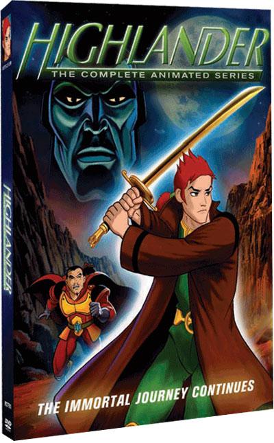 Highlander: La Série Animée (1994) - Fiche Technique Highla27