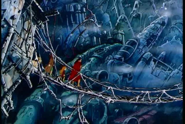 Highlander: La Série Animée (1994) - Fiche Technique Highla30