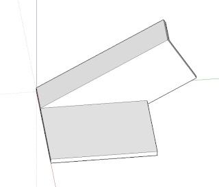 Challenge image d'interieur - BEAR17 - Sketchup Kerkythea Photoshop Constr10
