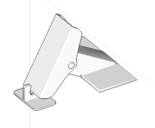 Challenge image d'interieur - BEAR17 - Sketchup Kerkythea Photoshop Constr14