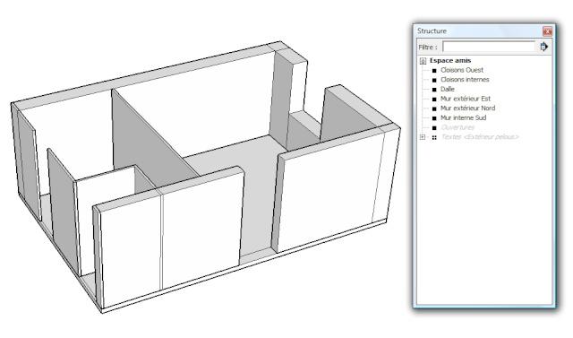 Challenge image d'interieur - BEAR17 - Sketchup Kerkythea Photoshop Plan_s12