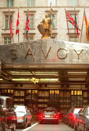 HOTEL THE SAVOY (5 Estrelas) Savoy-10