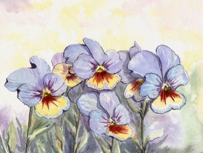 Fleurs aquarelles - Page 2 023_pe10