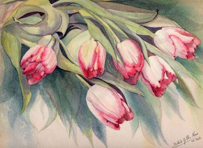 Fleurs aquarelles - Page 2 039_br11
