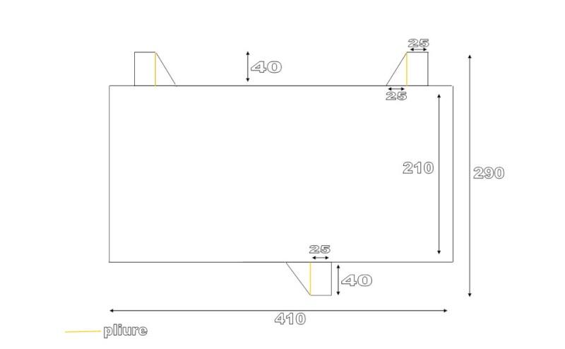 Grille de radiateur Plan-g10
