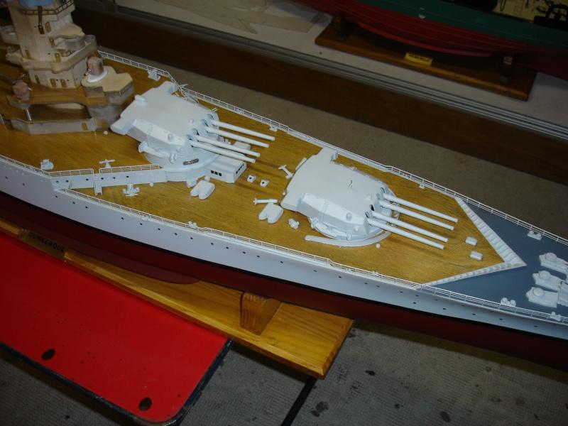 cuirassé de 26.500 tonnes DUNKERQUE  1932 - 1942 Dsc00511