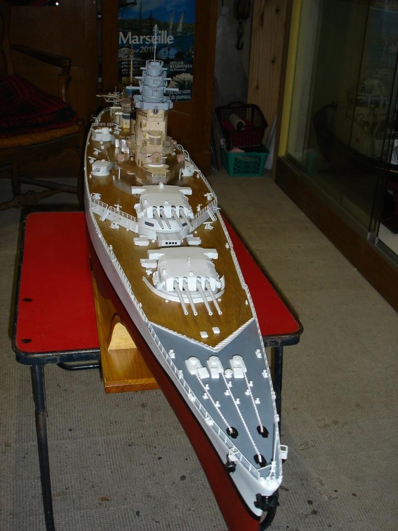 cuirassé de 26.500 tonnes DUNKERQUE  1932 - 1942 Dsc00616