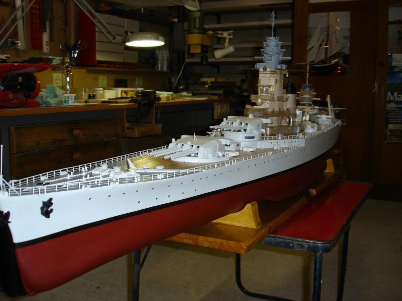 cuirassé de 26.500 tonnes DUNKERQUE  1932 - 1942 Dsc00617