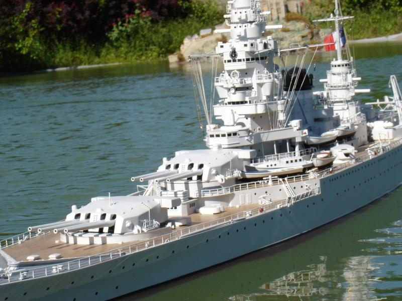 cuirassé de 26.500 tonnes DUNKERQUE  1932 - 1942 Dsc00913
