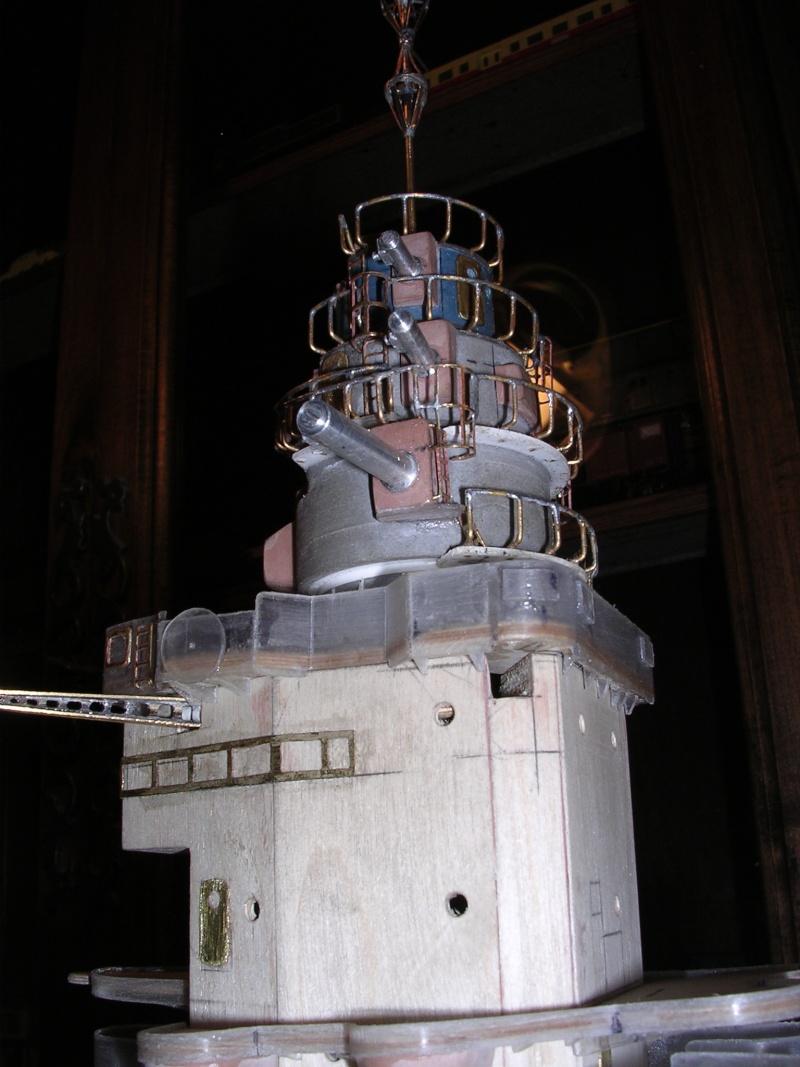 cuirassé de 26.500 tonnes DUNKERQUE  1932 - 1942 Haut_t10