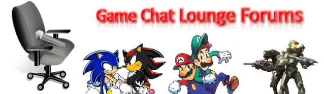 Game Chat Lounge Forums