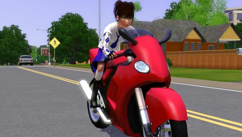 July's Featured Sim - Miao Yin by Gouka  Screen15