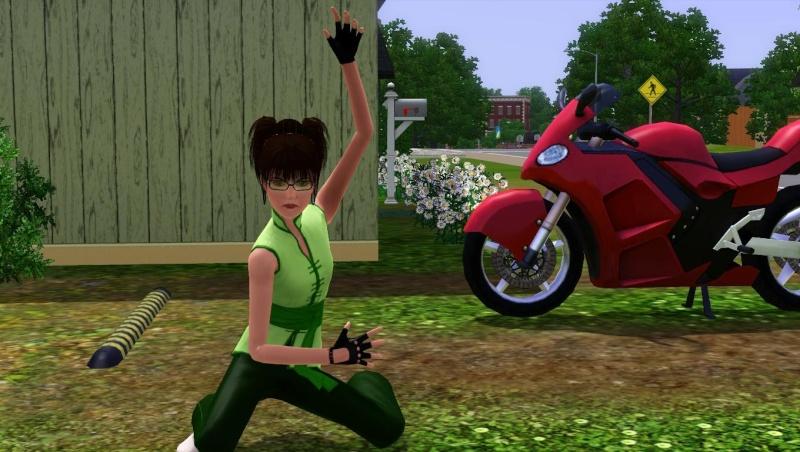July's Featured Sim - Miao Yin by Gouka  Screen17