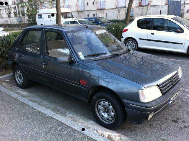 205 GT essence 1990 20516