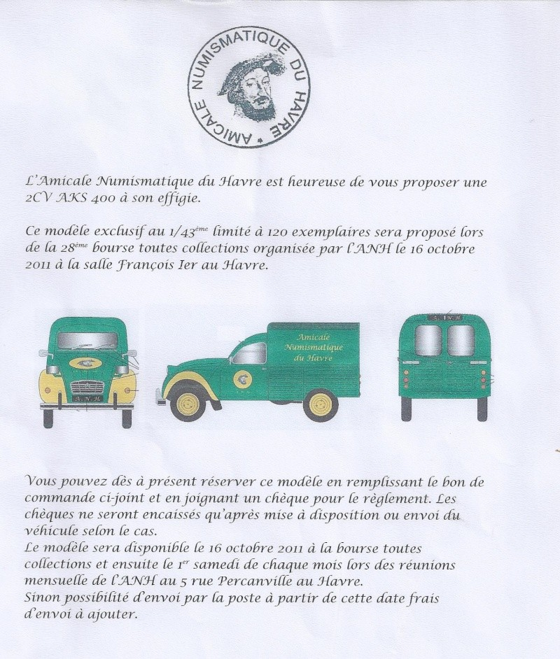 Amicale Numismatique du Havre Prasen10