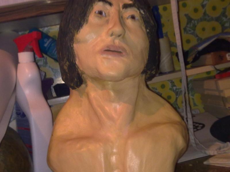 creation  buste echelle 3/4 de jackie chan jeunne 2_01110