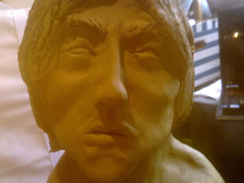 creation  buste echelle 3/4 de jackie chan jeunne Phil_011