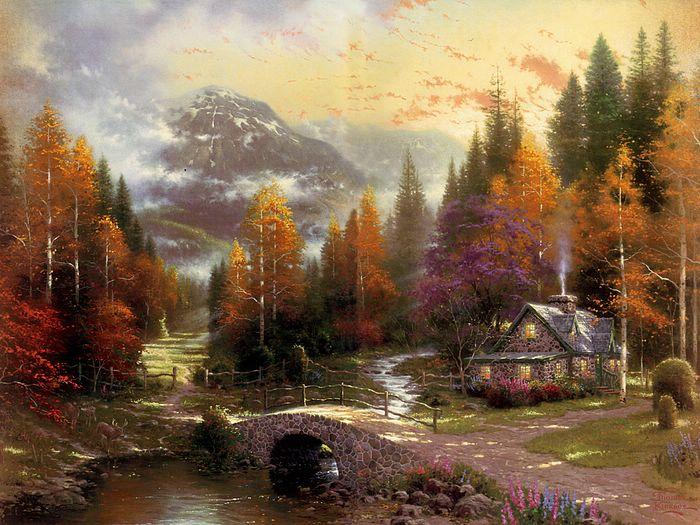 لوحات عن الطبيعة 173