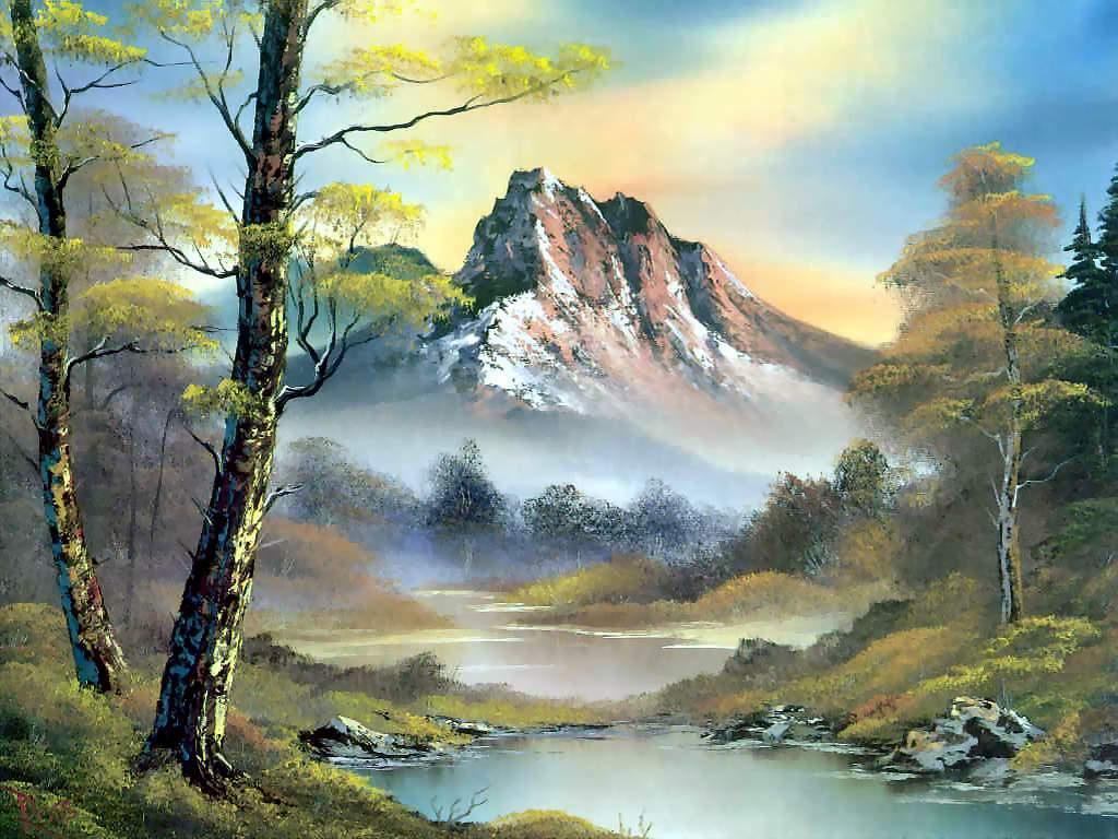 لوحات عن الطبيعة 175
