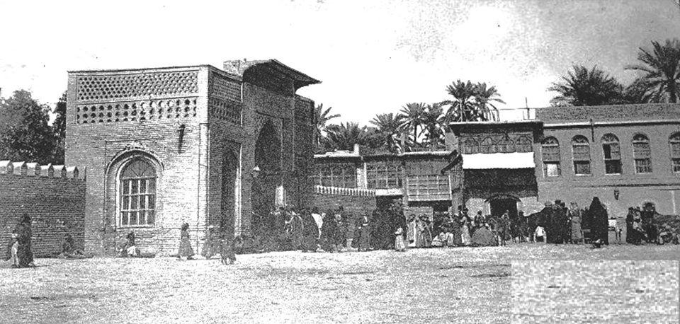 من أبواب بغداد في العهد العثماني - باب المعظم  178