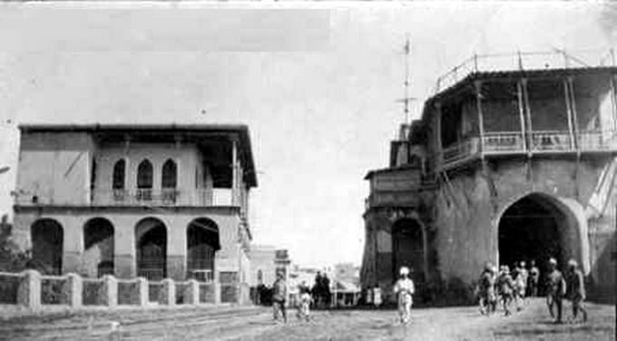 من أبواب بغداد في العهد العثماني - باب المعظم  179