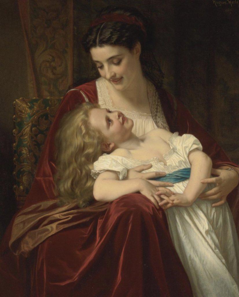 لوحات الأمومة 190