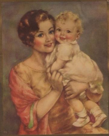 لوحات الأمومة 191