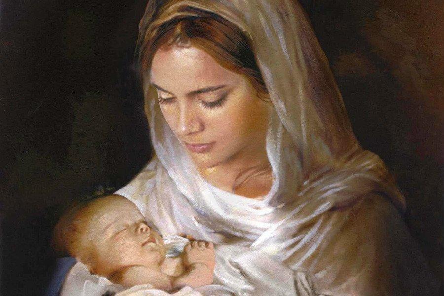 لوحات الأمومة 194