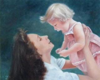 لوحات الأمومة 197