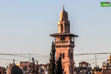 المآذن الأربع للمسجد الأقصى Aiao-o10