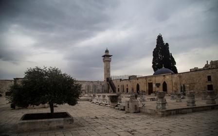 المآذن الأربع للمسجد الأقصى Aoo10