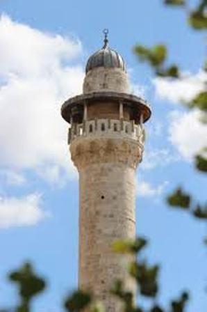 المآذن الأربع للمسجد الأقصى O10