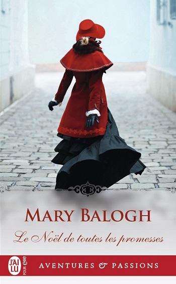 Le Noël de toutes les promesses de Mary Balogh -9782232