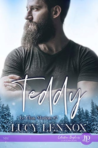 Le clan Marian - Tome 2 : Teddy de Lucy Lennox 41irf610