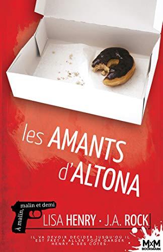 À malin, malin et demi - Tome 1 Les amants d'Altona de Lisa Henry & J.A. Rock 41ngzr10