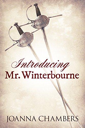 Winterbourne - Tome 1 :  M. Winterbourne de Joanna Chambers 51cpel10