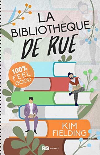 La Bibliothèque de rue de Kim Fielding  51fqd710