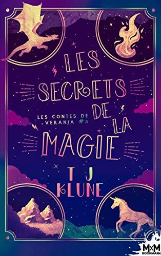 les contes de vérania?tid=c990f6ee8d4035600f76c26164295325 - Les contes de Verania - Tome 3 : Les secrets de la magie de T.J. Klune 51m1km10