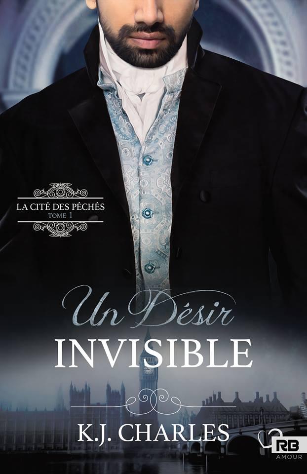 La cité des péchés - Tome 1 : Un désir invisible de K.J. Charles 54523810