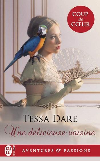 Girl meets Duke - Tome 3 : Une délicieuse voisine de Tessa Dare 6106sy10