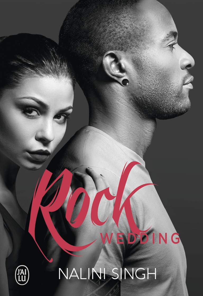 Rock - Tome 4 : Rock wedding de Nalini Singh 61ajqe10
