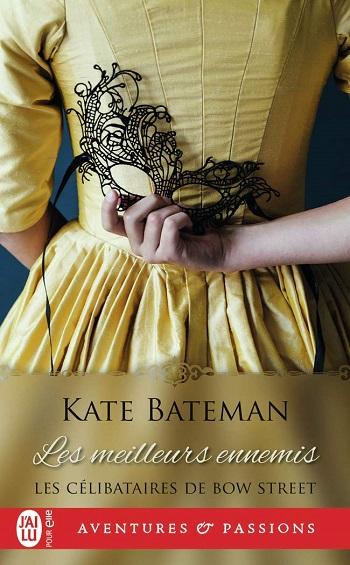 Les célibataires de Bow Street  - Tome 2 : Les meilleurs ennemis  de Kate C. Bateman 61g-r210