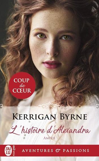 Amitié - Tome 1 : L'histoire d'Alexandra de Kerrigan Byrne 61hzyl10