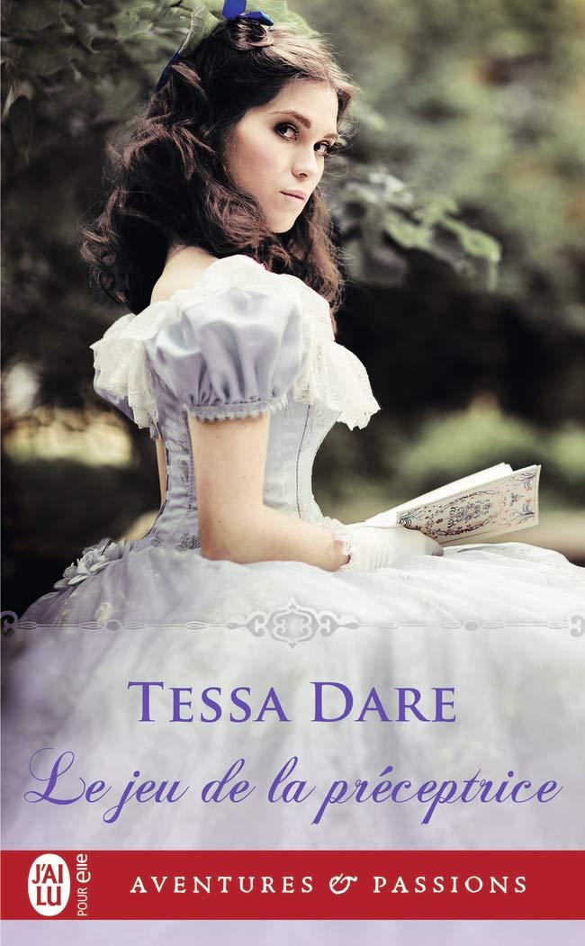 dare - Girl meets Duke - Tome 2 : Le jeu de la préceptrice de Tessa Dare 61ifje10